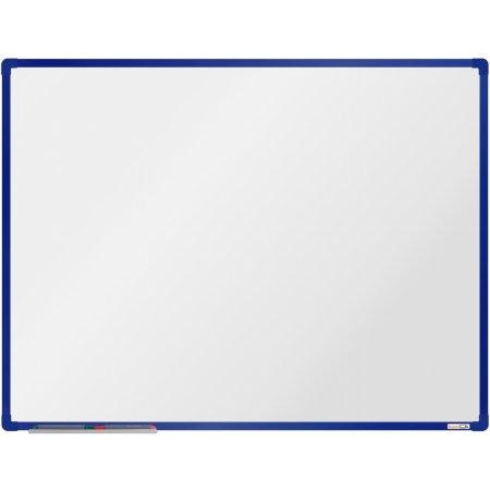 Magnetická tabule boardOK, modrý rám